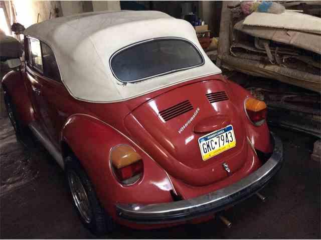 1972 Volkswagen Beetle | 979304