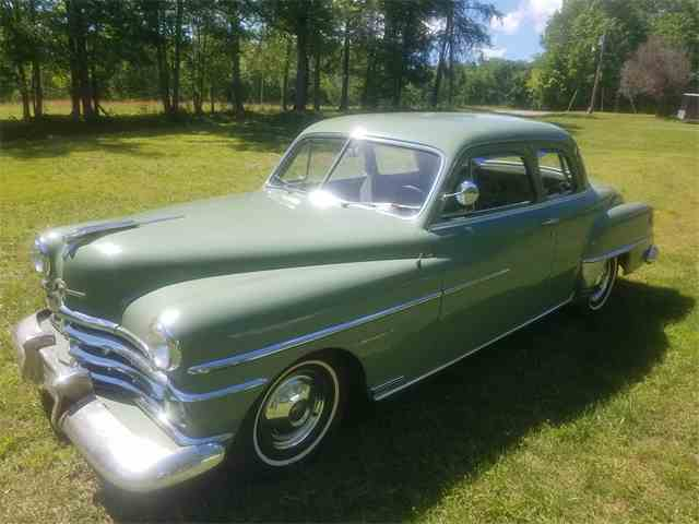1950 Chrysler Windsor | 979311