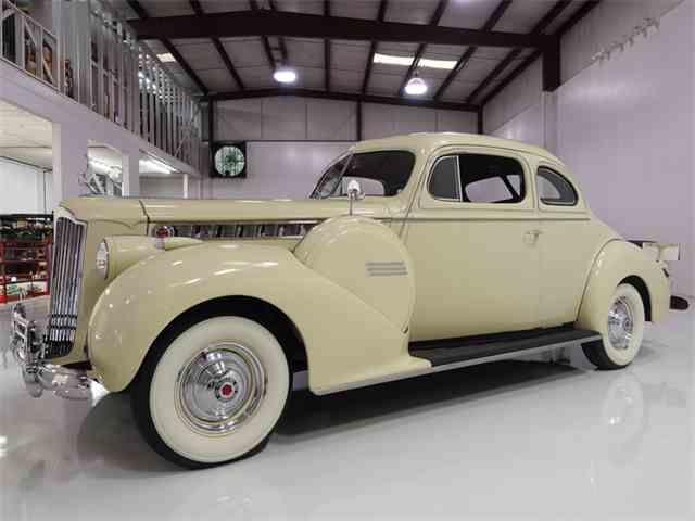 1940 Packard One Sixty Super Eight Business Coupe | 979312
