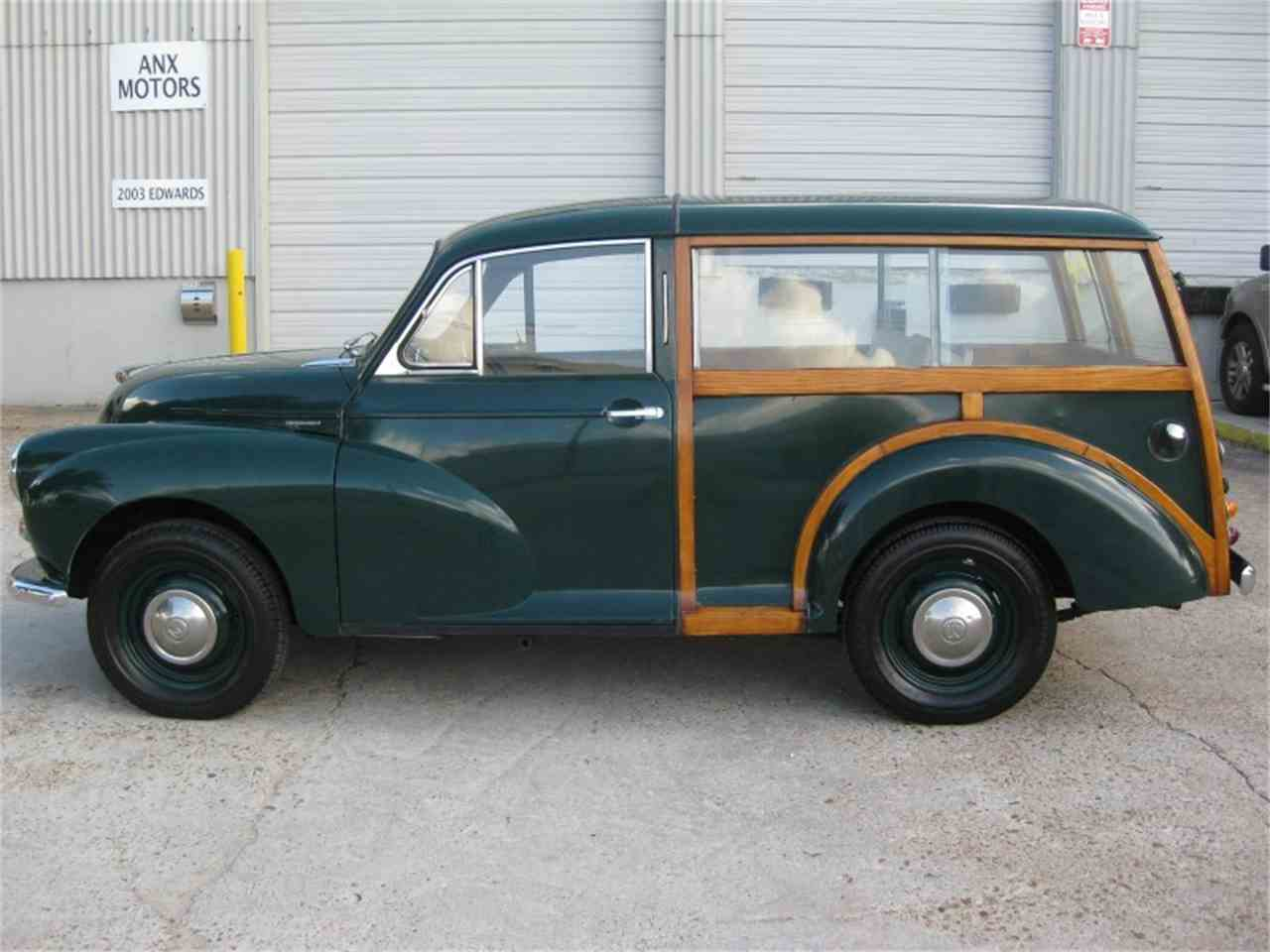 Morris minor traveller for sale - 1956 Morris Minor 1000 2dr Traveler For Sale Cc 979314