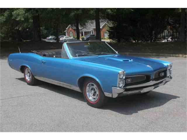 1967 Pontiac GTO HO | 979317