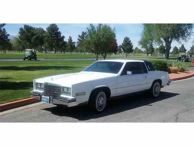 1985 Cadillac Eldorado | 979318