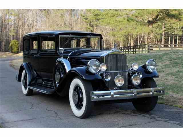 1930 Pierce-Arrow 4S Limousine | 979319