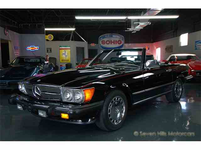 1988 Mercedes-Benz 560SL | 979322