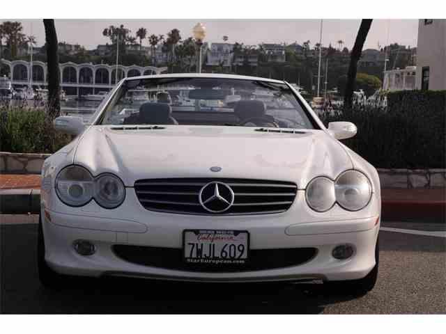 2004 Mercedes-Benz SL500   979323