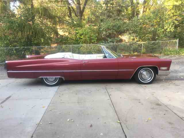 1967 cadillac deville for sale on 8 available. Black Bedroom Furniture Sets. Home Design Ideas
