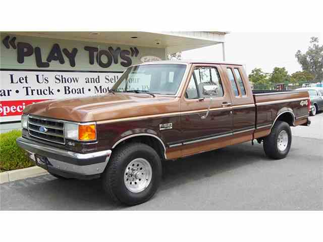 1991 Ford F150 | 979327