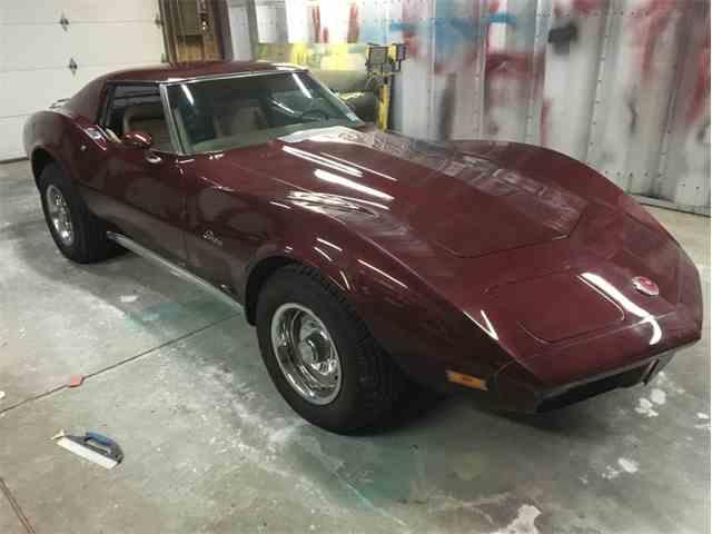1974 Chevrolet Corvette | 970933