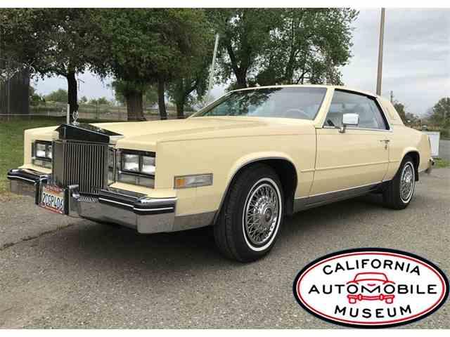 1985 Cadillac Eldorado | 979341