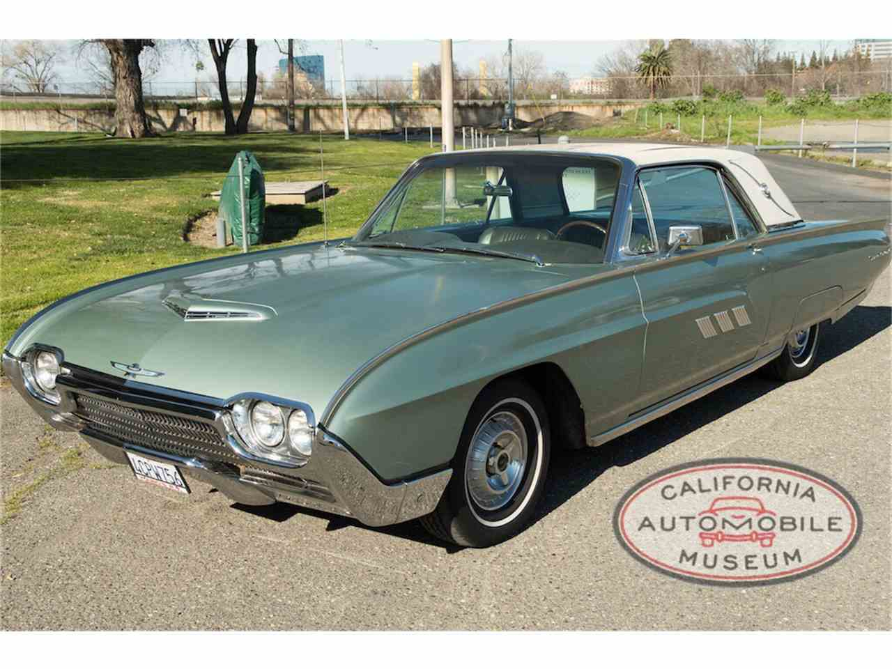 1963 ford thunderbird for sale cc 979345. Black Bedroom Furniture Sets. Home Design Ideas