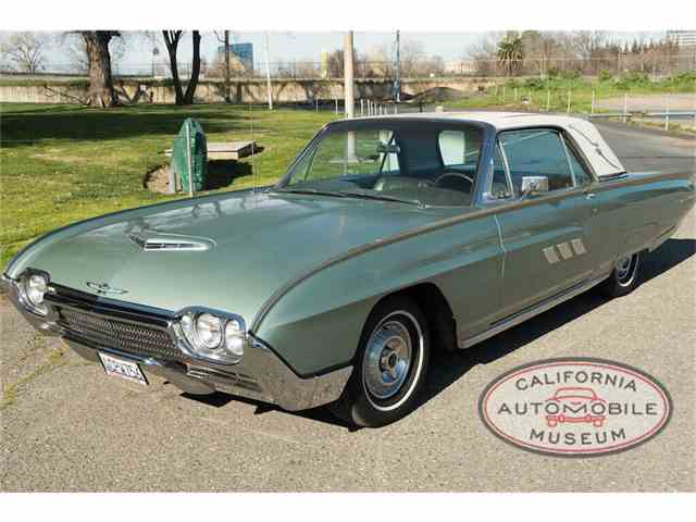 1963 Ford Thunderbird | 979345