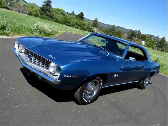 1969 Chevrolet Camaro | 979349
