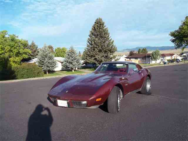 1976 Chevrolet Corvette | 979364