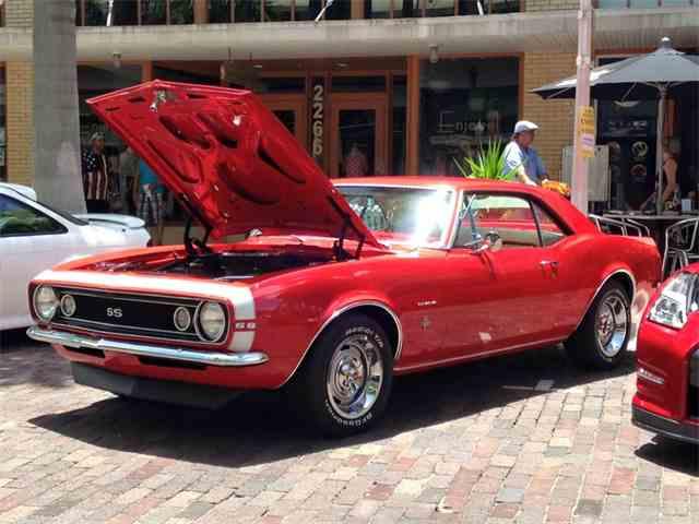 1967 Chevrolet Camaro | 979368