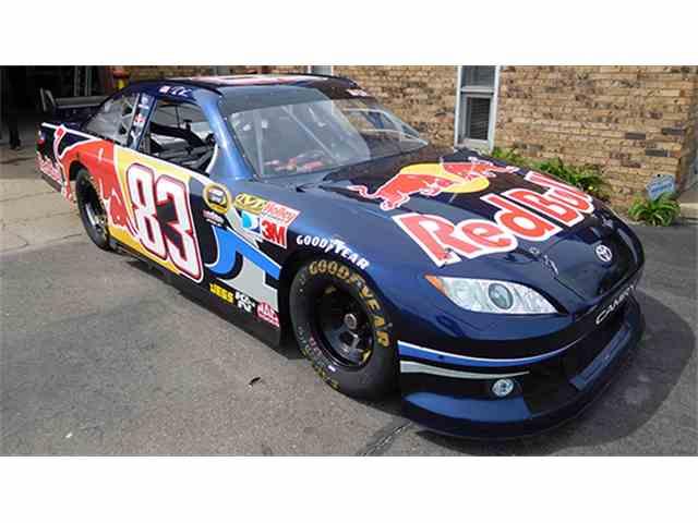 2008 Toyota NASCAR Cup Race Car | 979376