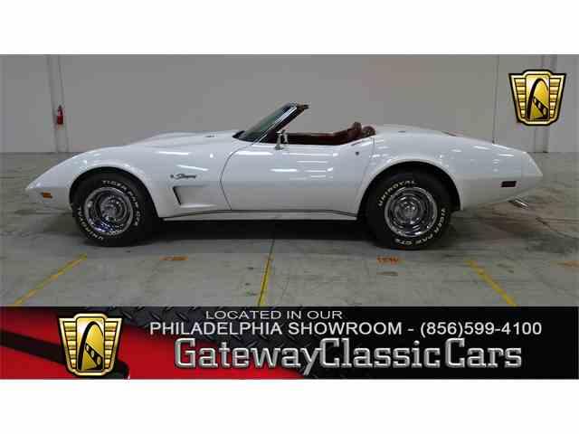 1974 Chevrolet Corvette | 970938