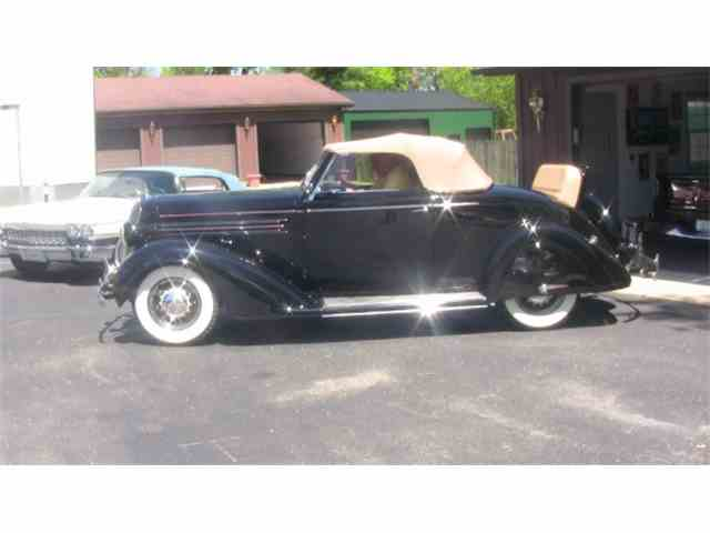 1936 Dodge D200 | 979380