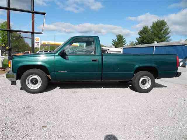 1996 Chevrolet C/K 1500 | 979382