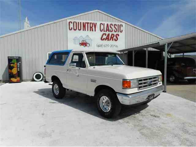 1988 Ford Bronco | 979383
