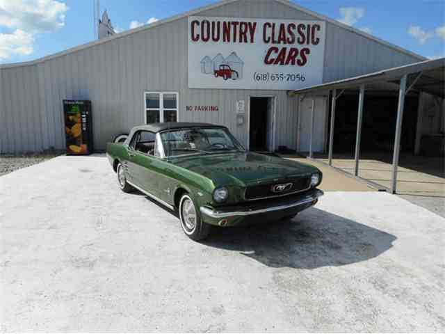 1966 Ford Mustang | 979386