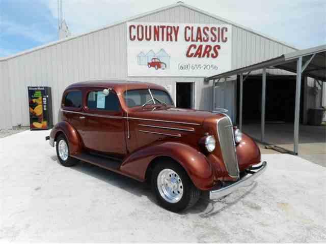 1936 Chevrolet Street Rod | 979388
