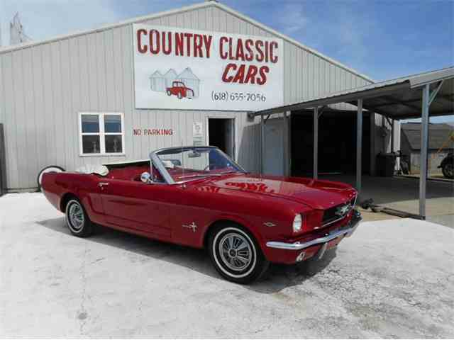 1966 Ford Mustang | 979389