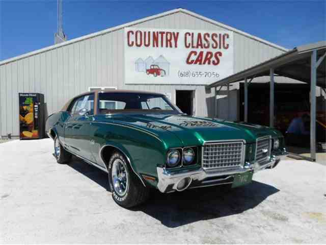 1972 Oldsmobile Cutlass Supreme | 979391