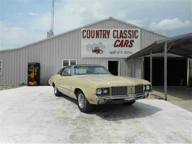 1972 Oldsmobile Cutlass Supreme | 979392