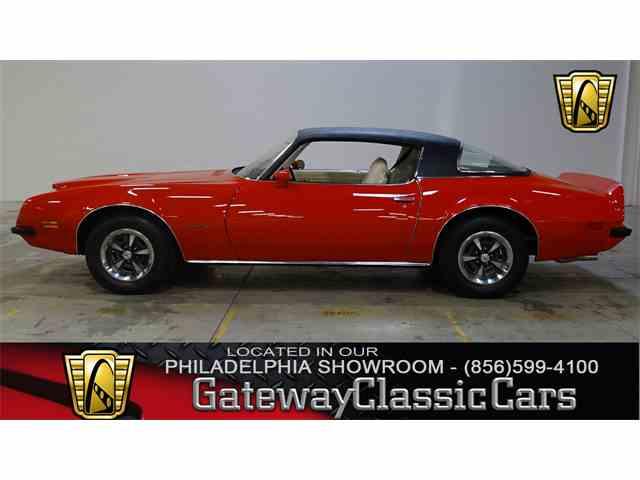 1975 Pontiac Firebird | 970940