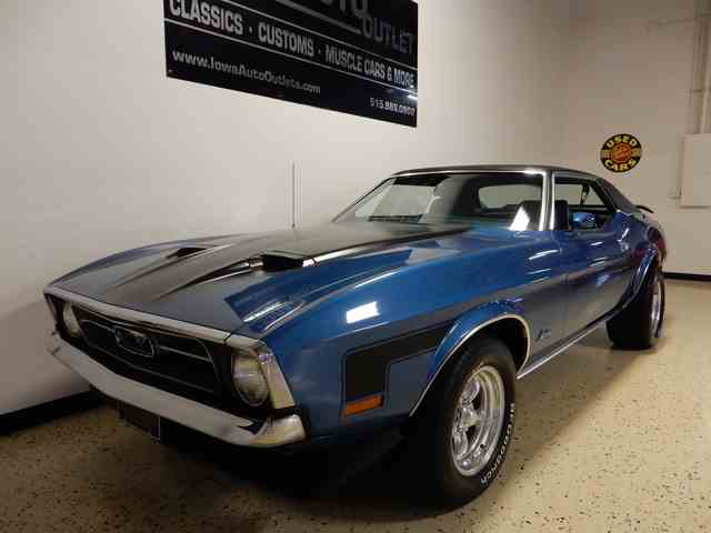 1972 Ford Mustang | 979404