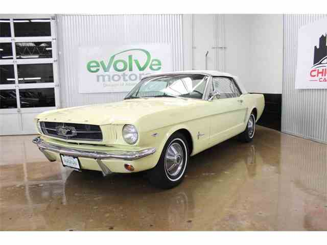 1965 Ford Mustang | 979406