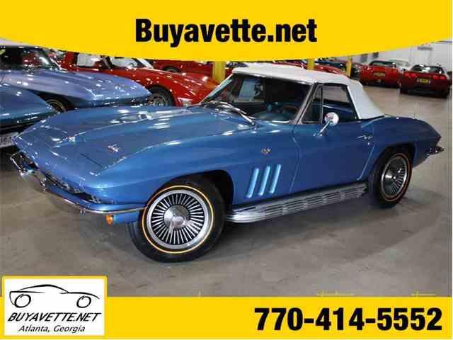 1966 Chevrolet Corvette | 979410