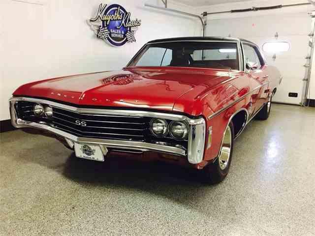 1969 Chevrolet Impala | 979416