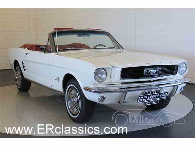 1966 Ford Mustang | 979417