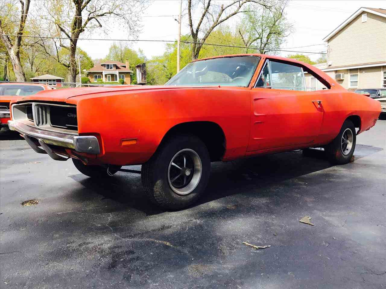 1969 dodge charger 979423