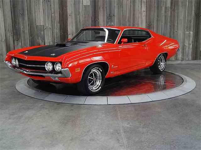 1970 Ford Torino   979424