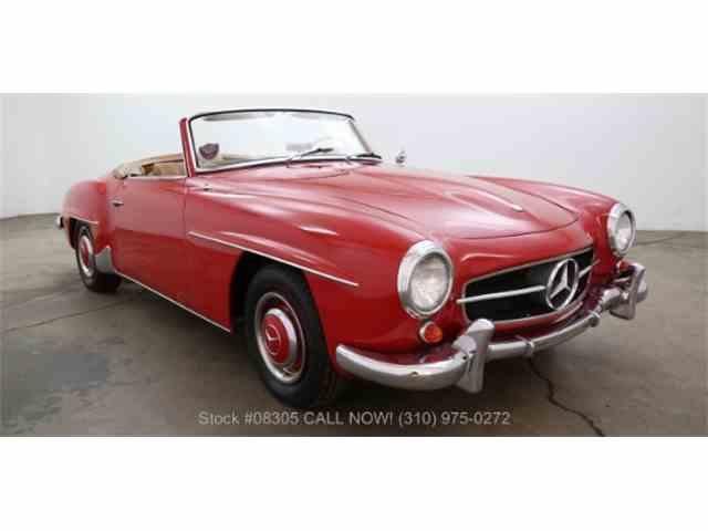1959 Mercedes-Benz 190SL | 979436
