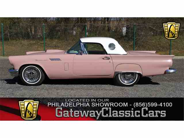 1957 Ford Thunderbird | 970944