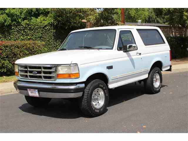 Picture of 1994 Ford Bronco - KZQO