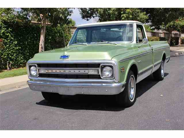 Picture of Classic 1970 Chevrolet C/K 10 Offered by American Classic Cars - KZQQ