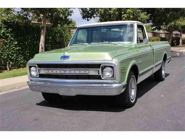 1970 Chevrolet C/K 10 | 979442
