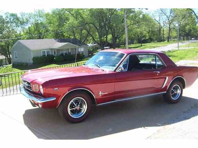 1965 Ford Mustang | 979446