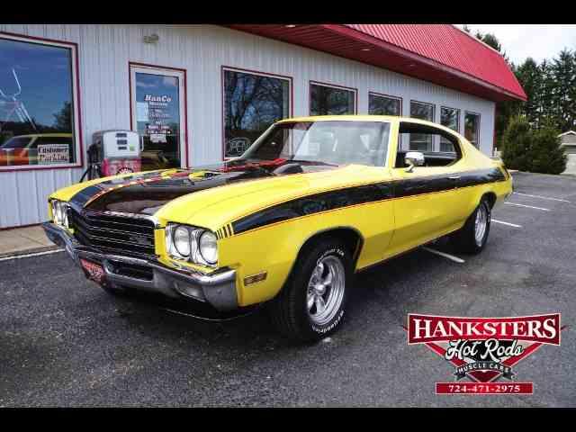 1971 Buick Skylark   979449