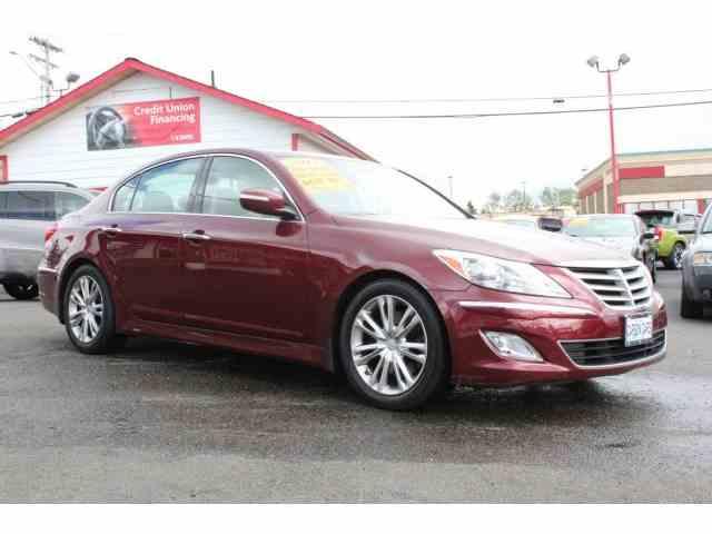 2012 Hyundai Genesis | 979454