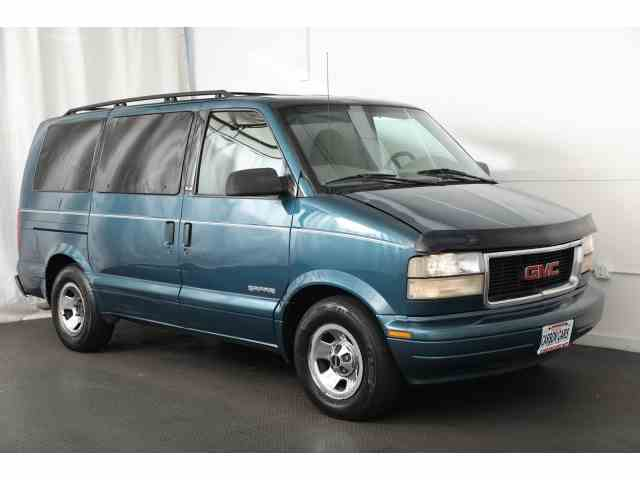 2001 GMC Safari | 979458