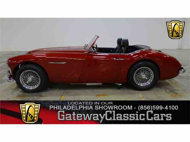 1958 Austin-Healey 100-6 | 970946