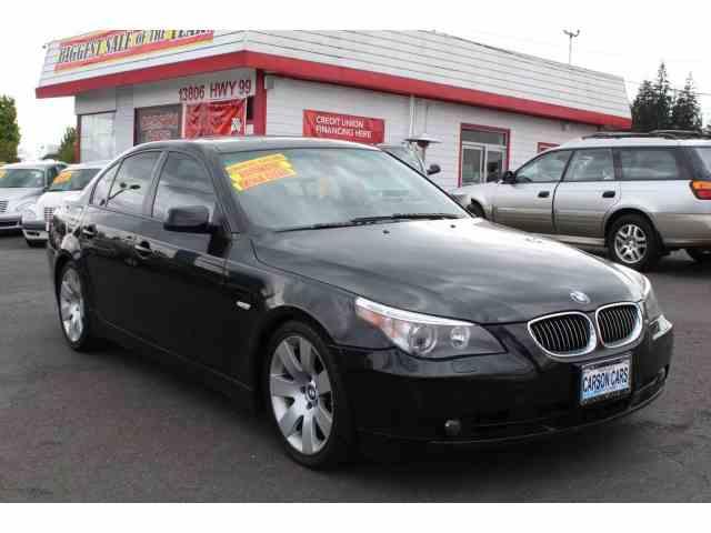 2006 BMW 5 Series | 979464