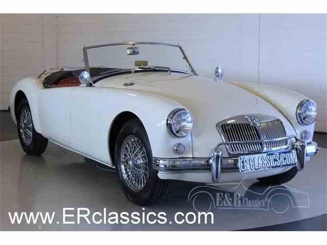 1957 MG MGA | 979472