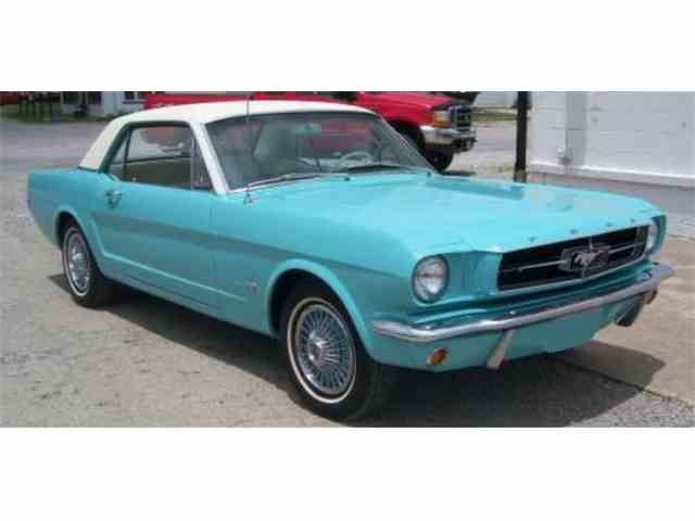 1965 Ford Mustang   979474
