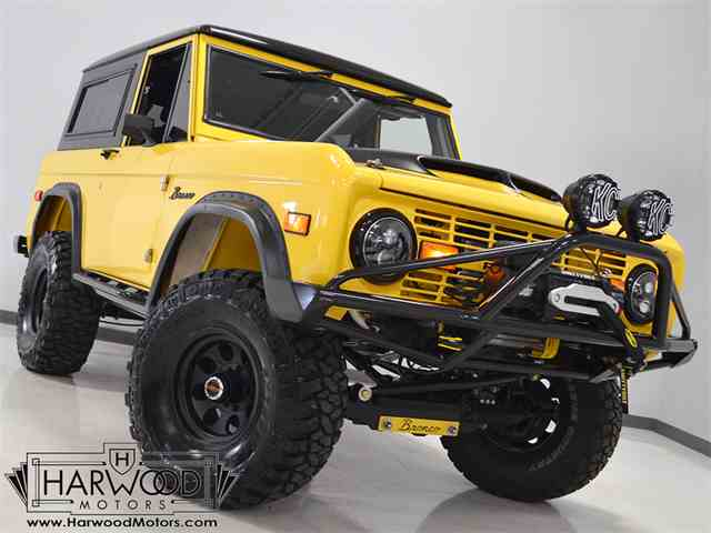 1970 Ford Bronco | 979482